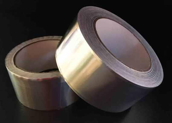 Nastro alluminio alte temperature